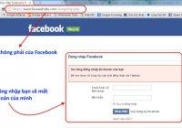 Cách Nhận Biết Link Lừa Đảo Trên Facebook
