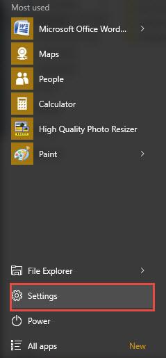 đổi tên máy tính trên Windows 10 1