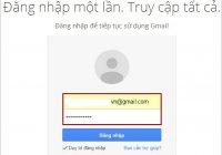 Xóa vĩnh viễn tài khoản Gmail khỏi Google trong một nốt nhạc