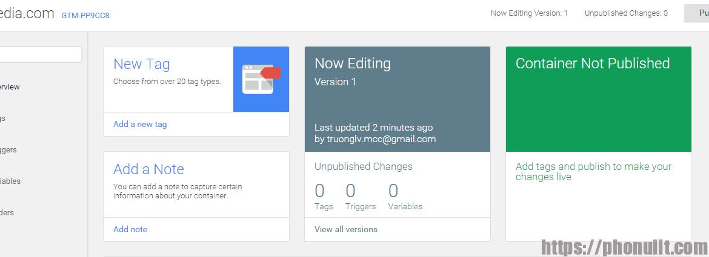 hướng dẫn cài đặt Google Tag Manager-6