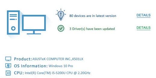 Cập nhật Driver tự động cho máy tính bằng SnaiDriver