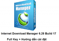 Interrnet Download Manager full 2017, IDM 6.28 build 17