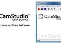 CamStudio mới nhất. Phần mềm quay phim màn hình tốt nhất