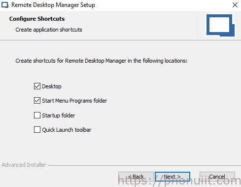 Remote Desktop Manager full
