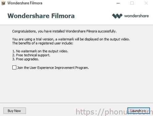 phần mềm làm video wondershare Filmora
