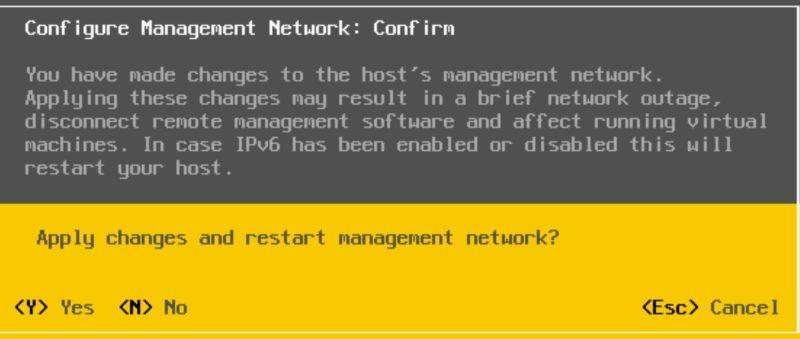 Cách cài đặt VMware ESXI